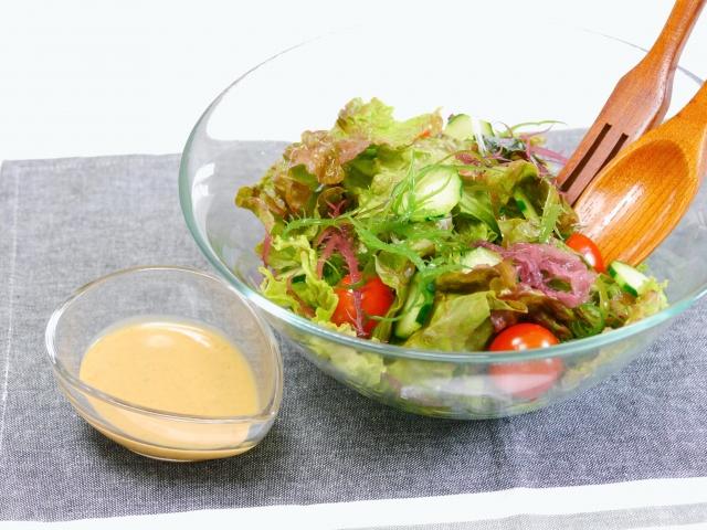 野菜と合わせて摂りたい健康的なドレッシング/外山裕子